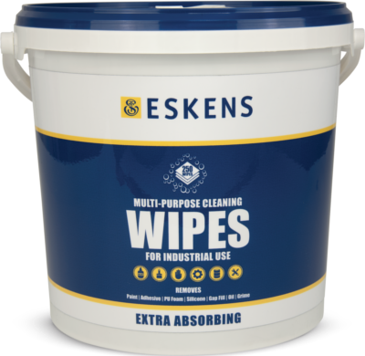 S&E Smooth Mult-Purpose 250 Wipes 6L Bucket (400x390)