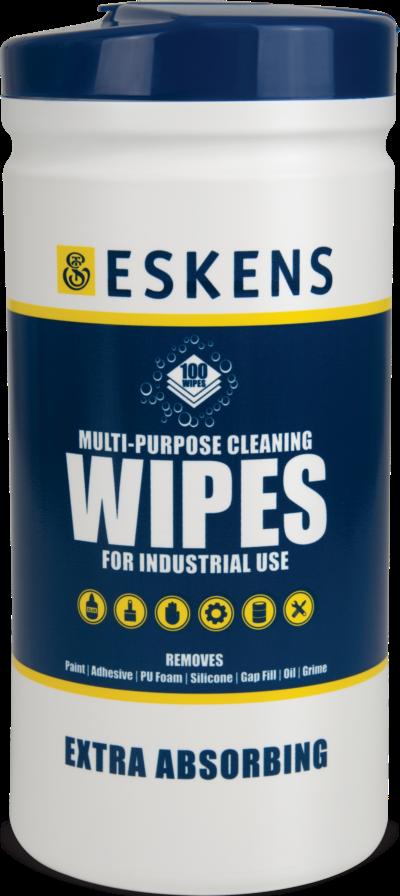 S&E Smooth Multi-Purpose 100 Wipes 2L